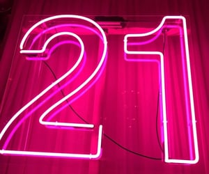 21, lights, and luxury image