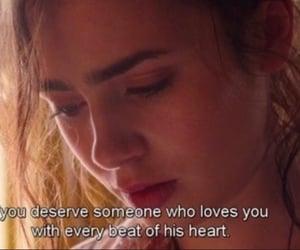 movie, heartbroken, and quote image