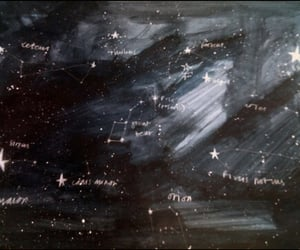 stars, constellation, and sky image