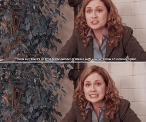 series, pam beesly, and scene image