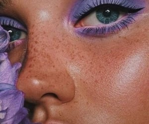 aesthetic, maquillaje, and inspiracion image
