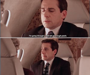 scene, the office, and series image