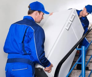 moving company, home movers, and office removals image