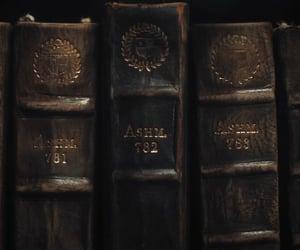 books, scene, and tv show image