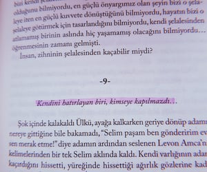 not, kitap, and yazar image