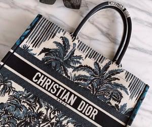 bag, vogue première, and Christian Dior image