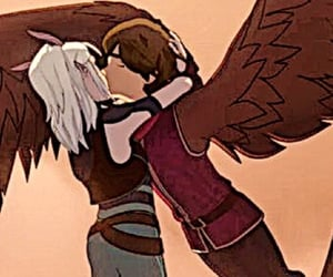 Rayla & Callum 💕 ~ The Dragon Prince