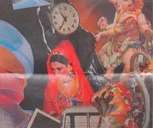 Collage, Ganesh, and spirituality image