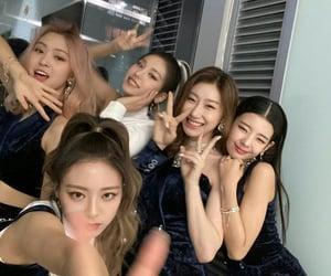 lia, kpop girls, and yuna image