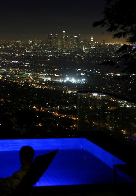 city lights, cool, and Darkness image