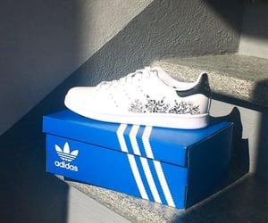 adidas and stan smith image