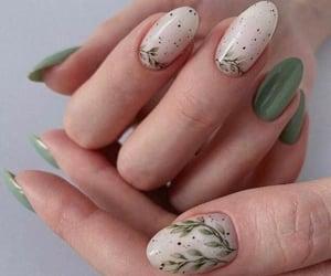 fashion, nails, and nail art image