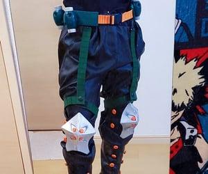 cosplay, bakugou, and kacchan image