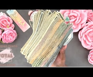 money goals, black women, and new years resolution image