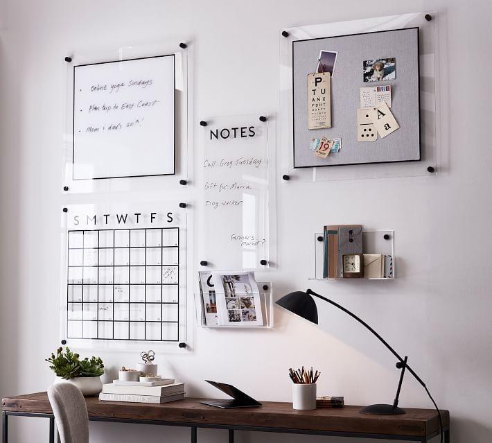 desk, indoor plants, and motivation image