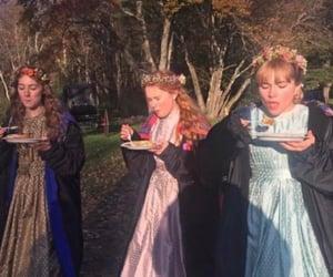 little women, Saoirse Ronan, and florence pugh image
