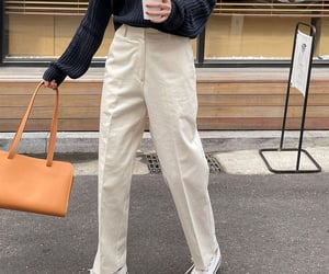 classic, fashion, and minimal image