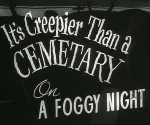 30s, 40s, and creepy image