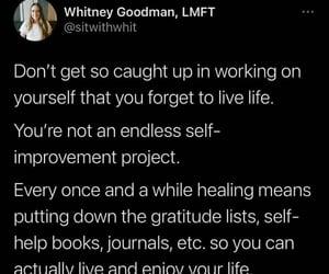 alive, awareness, and healing image