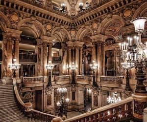 architecture, castle, and majestic image