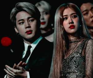 kpop, bts, and rose image