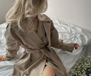 blonde, dye, and fashion image