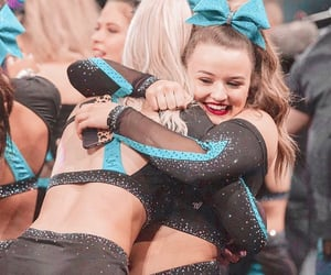 senior elite, friends, and bow image