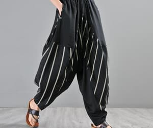 etsy, hippie clothing, and gypsy pants image