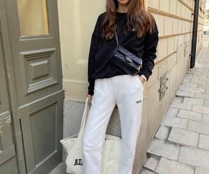 chanel bag, outfit, and look image