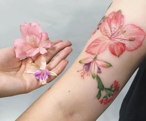 aesthetics, flowers, and petals image