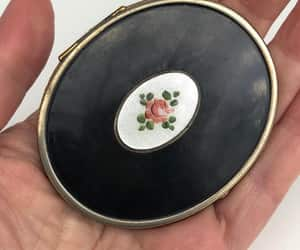 etsy, rare collectable, and vintage vanity image