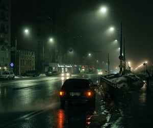 aesthetic, fog, and grunge image
