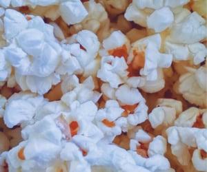food, Pop cOrn, and sweet image