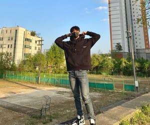 hoodie, pentagon, and hongseok image