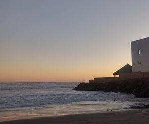 beach, hapiness, and playa image