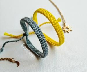 bracelets, jewlery, and sun image