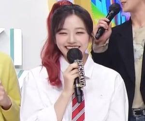 kpop, ahn yujin, and izone image