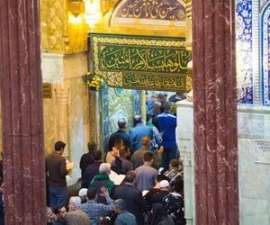 أهل البيت, الإمام الحسين, and كربﻻء image