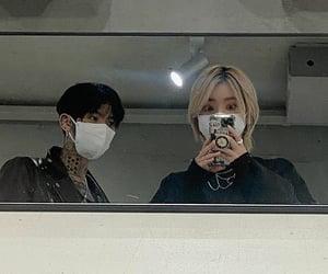 alt, couple, and korea image
