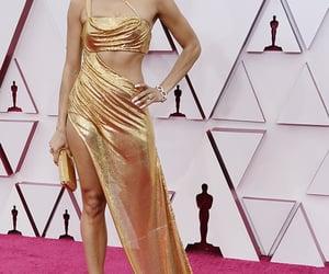 belleza, moda, and dorado image