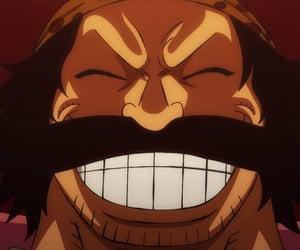 anime, gold d roger, and manga image