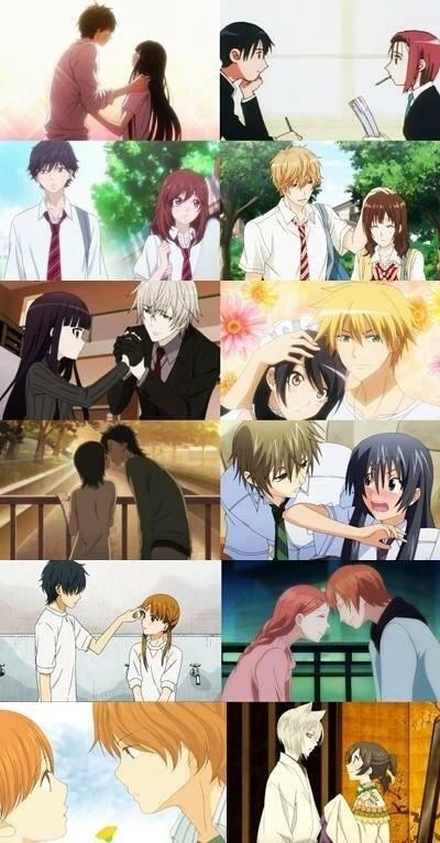anime, love, and shojo image