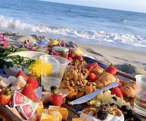 aesthetic, beach, and birthday image
