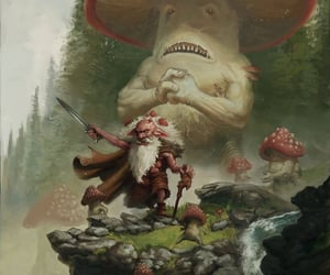 art, fantasy, and drawn image