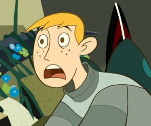 cartoon, kim possible, and ron stoppable image