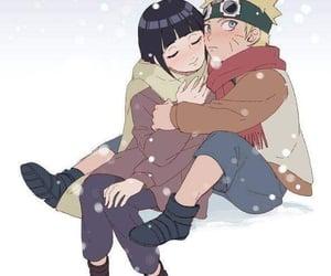 anime, uzumaki, and hinata image