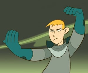 ron stoppable, cartoon, and kim possible image