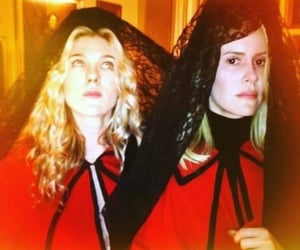 coven, american horror story, and lily rabe image
