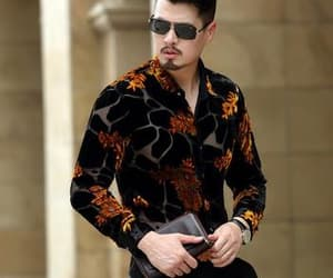 men's shirt, smart casual outfit, and mens shirt party image