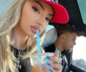 couples, theerealkarlaj, and lover image